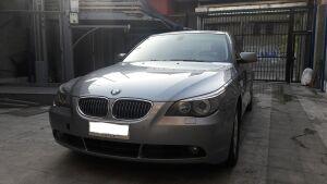 BMW 525  año 2010