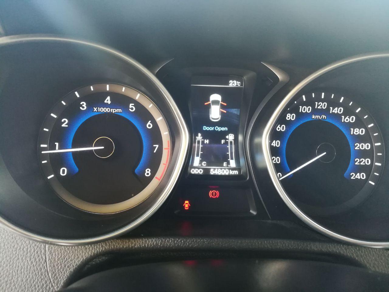 Hyundai I30  año 2015