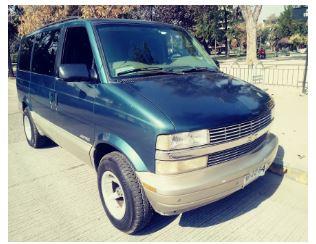 Chevrolet Astro Van  año 2002