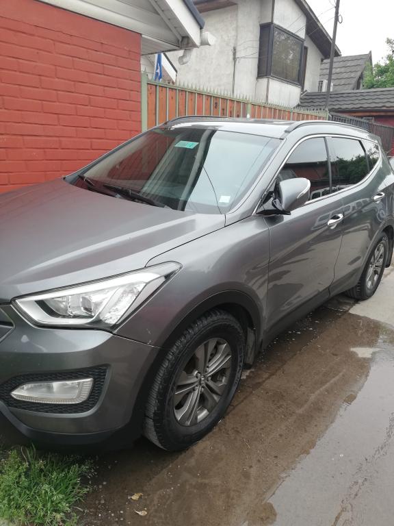Hyundai Santa Fe  año 2014