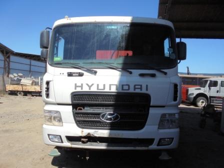 Hyundai HD 270  año 2013