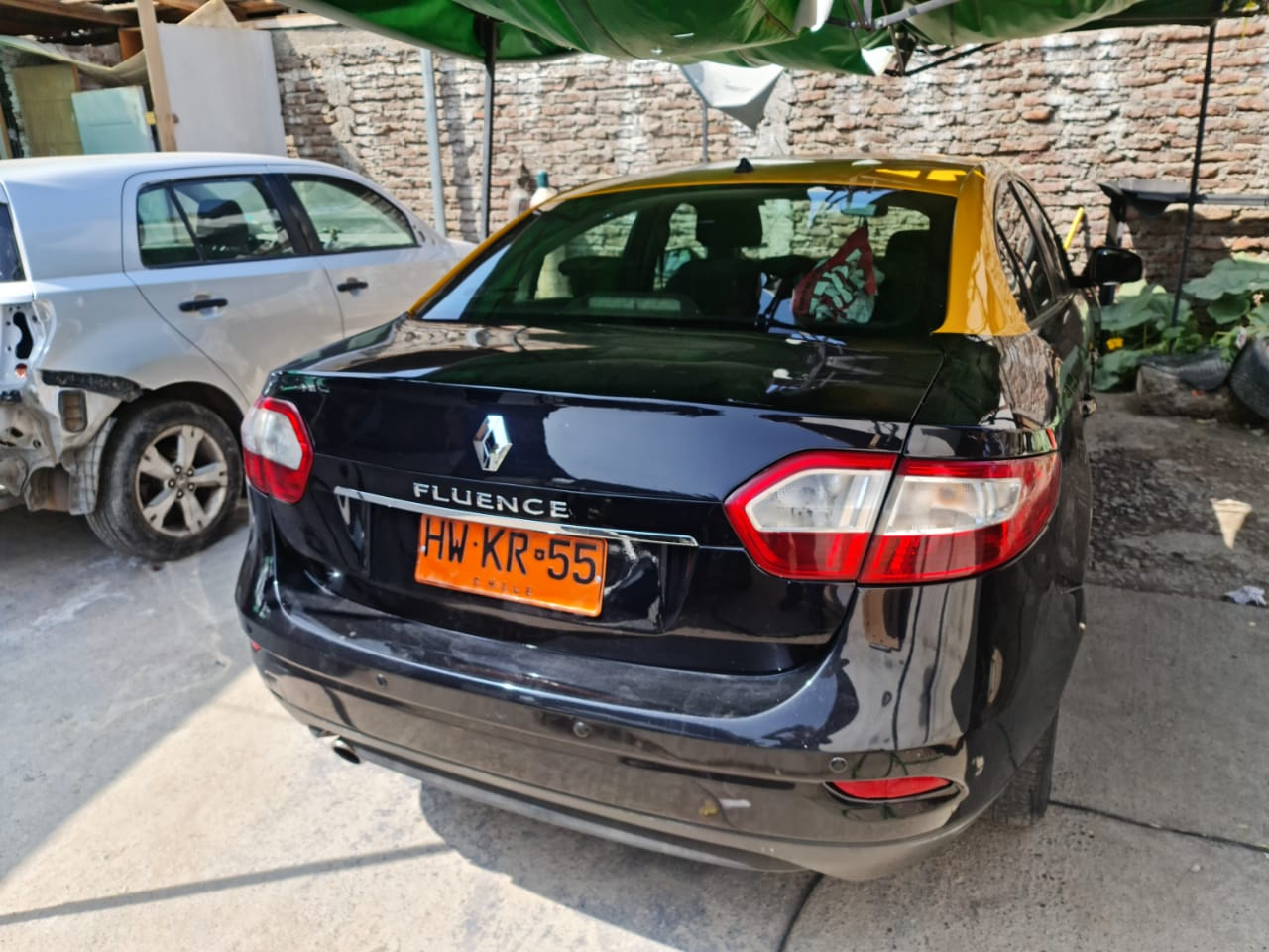 Renault Fluence  año 2016