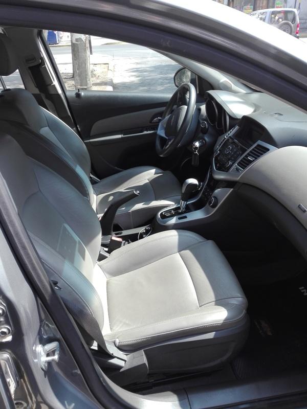 Chevrolet Cruze  año 2010