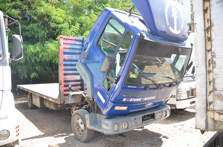 Ford Cargo 915 año 2008