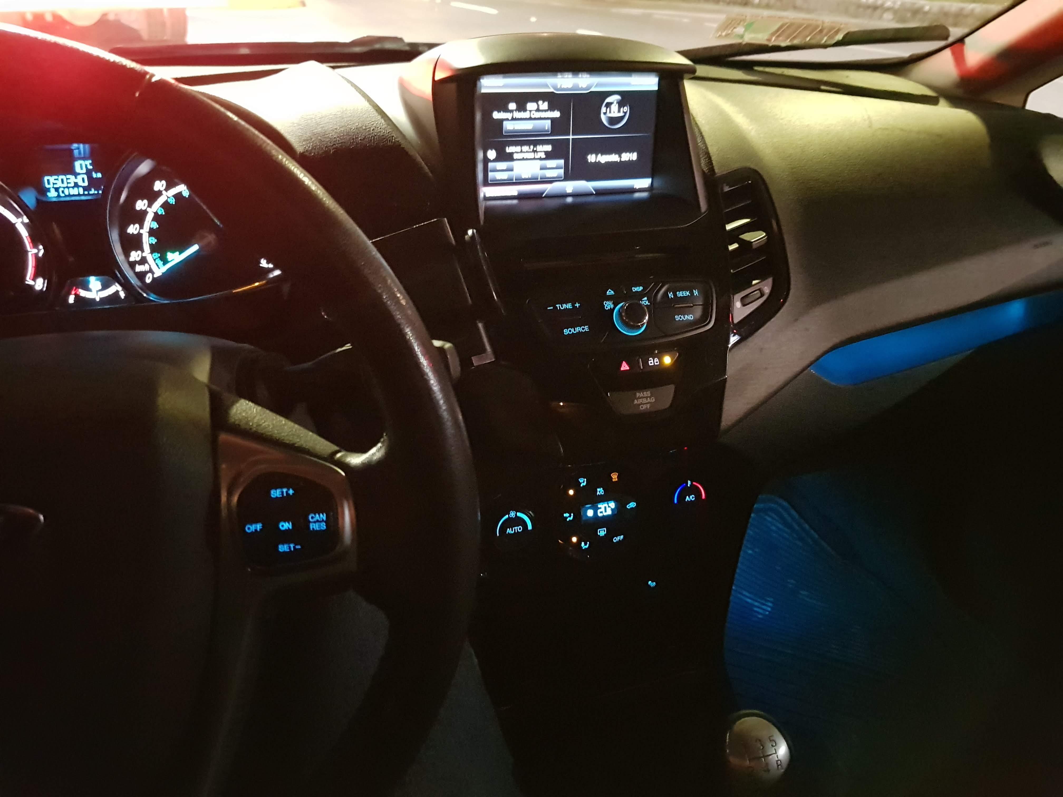 Ford Fiesta 1.6 Titanium año 2014