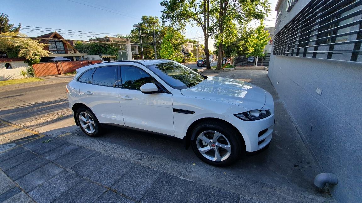Jaguar F-Pace Prestige  año 2019