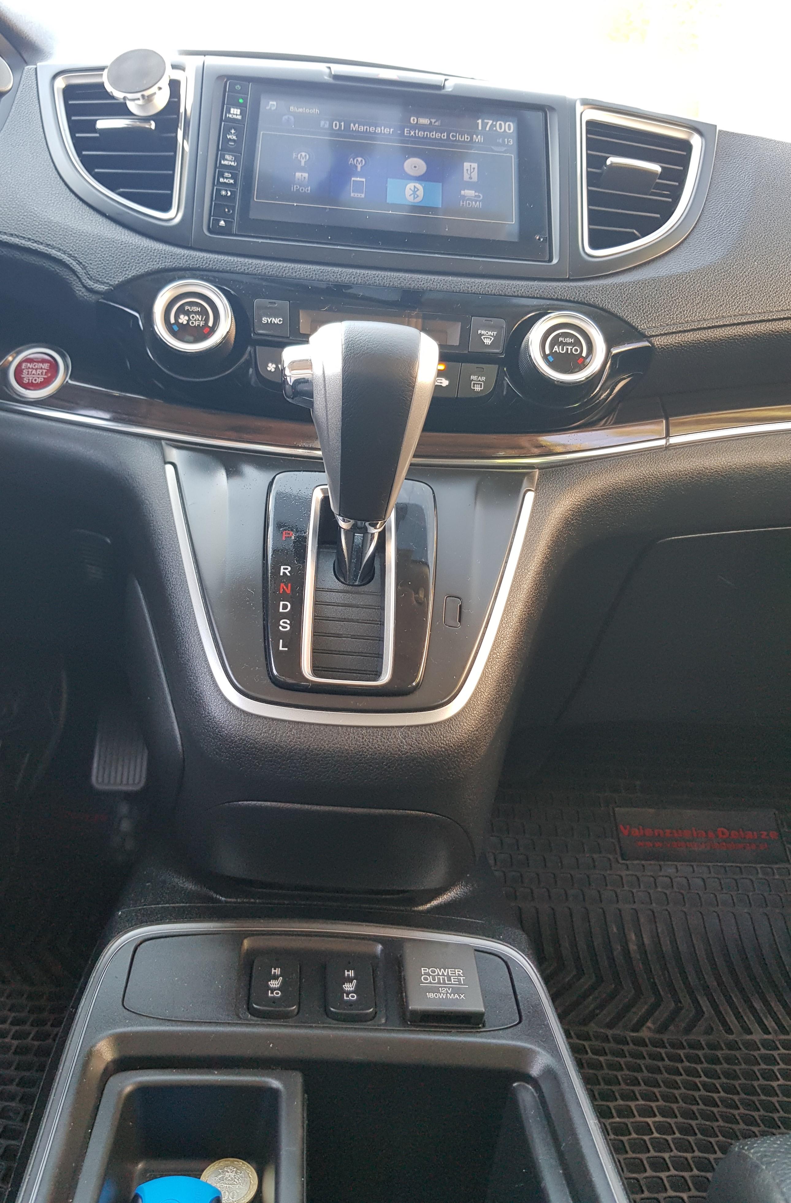Honda CR-V EXL 4WD 2.4 AUT. año 2017