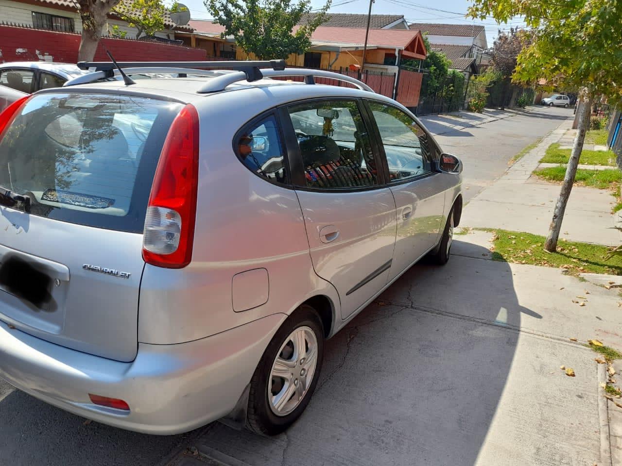 Chevrolet Vivant  año 2009