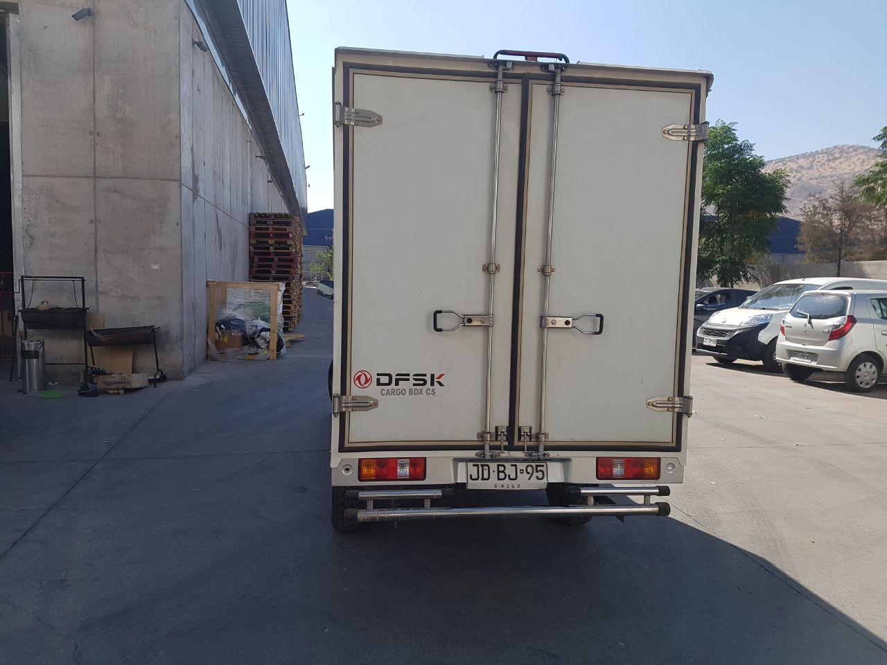 DFSK Cargo Box CS1.3 año 2017