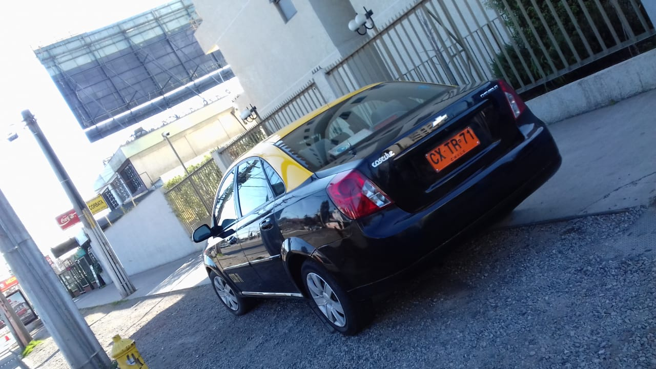Chevrolet Optra 1.6 FULL año 2014