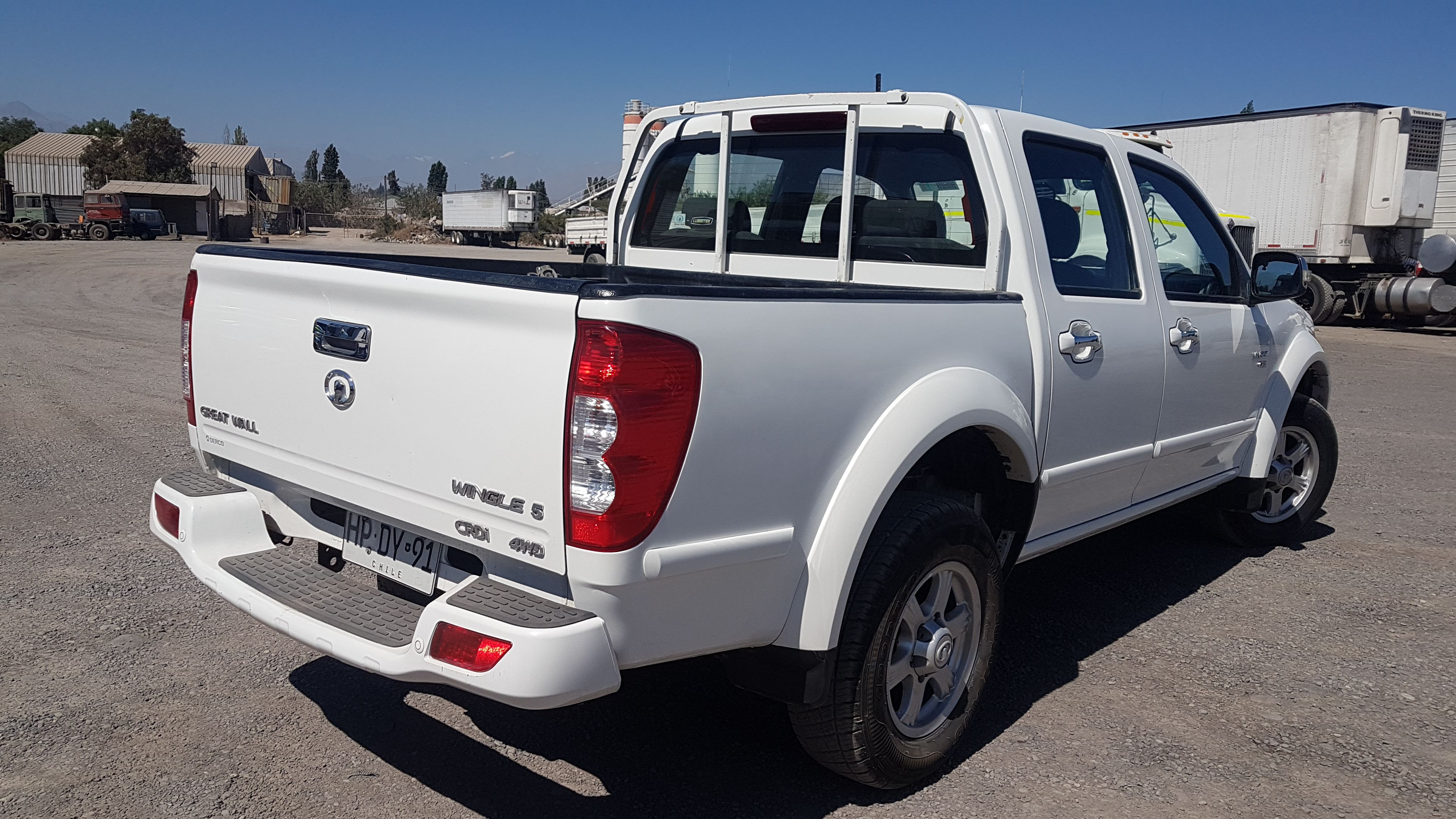 Great Wall Wingle5 Diesel 4x4 D/C Full Equipo año 2016