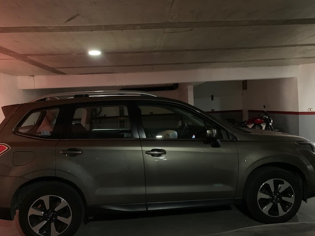 Subaru Forester 2.0i  AWD CVT SI Drive año 2017