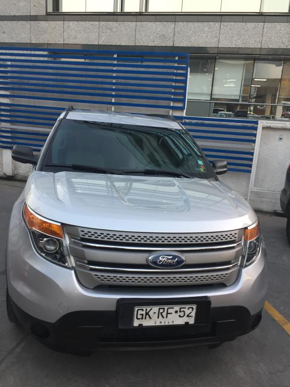 Ford Explorer ECOBOOST año 2014
