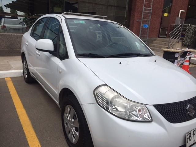 Vehiculos Suzuki 2012 SX4