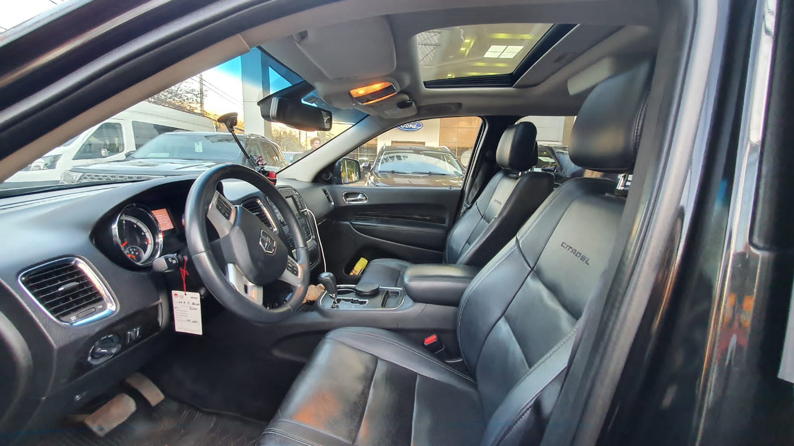 Dodge Durango Citadel 4wd 3,6 autom. Top de línea año 2014