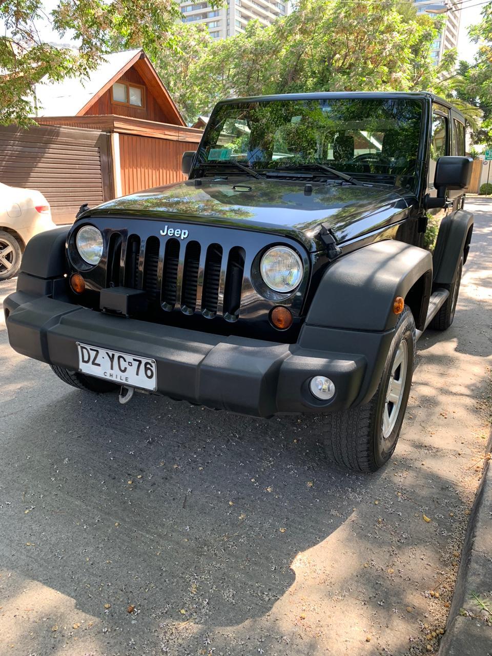 Vehiculos Jeep 2012 Wrangler