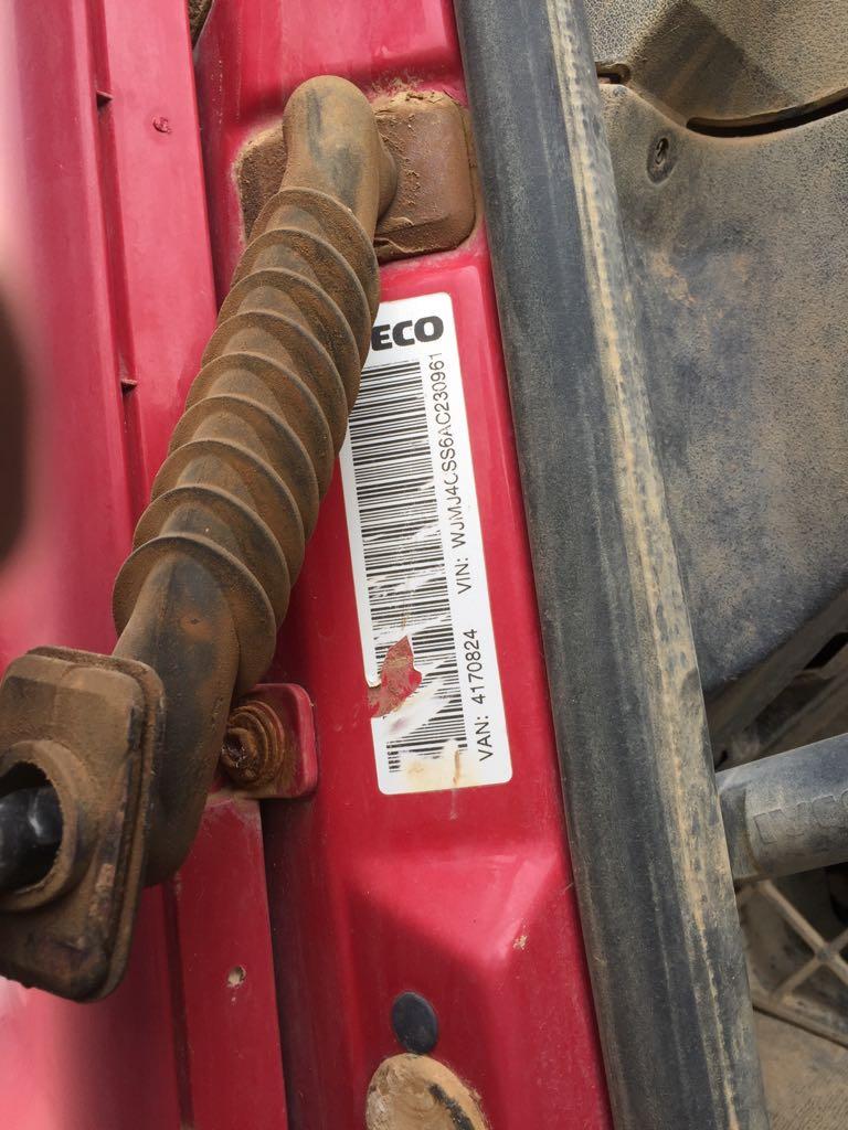 Iveco A50.13 AD410T42H año 2011