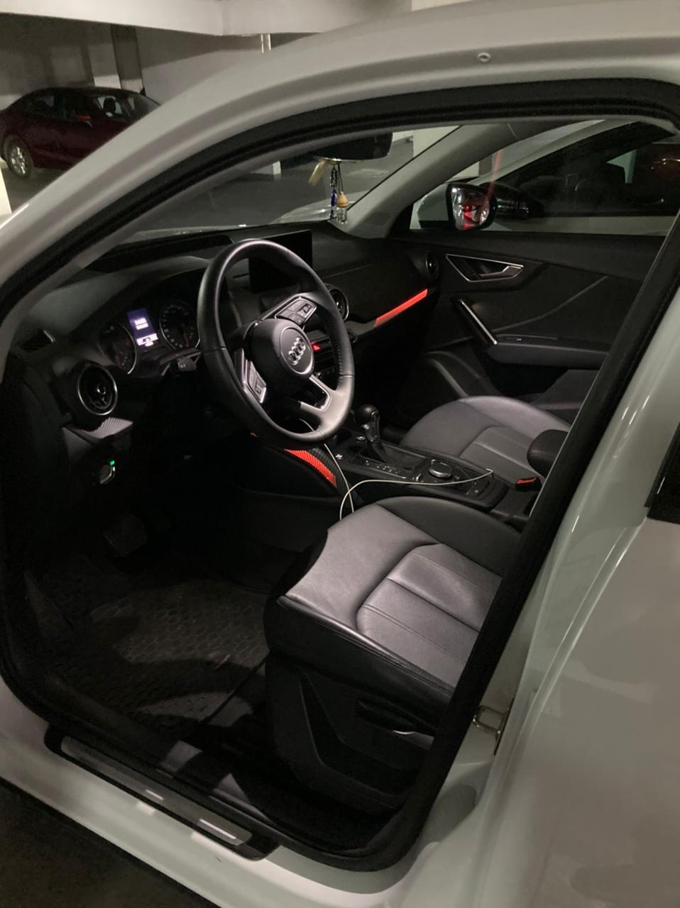 Audi Q2 TFSI sport año 2020