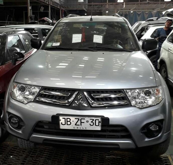 Mitsubishi Montero Sport G2 año 2016