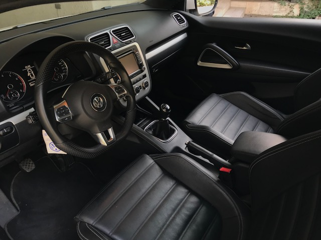 Volkswagen Scirocco 2.0 TSI Tempesta año 2015