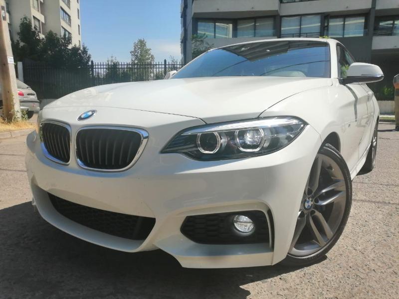 Vehiculos BMW 2018 220I