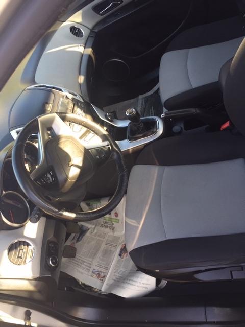 Chevrolet Cruze II  2.0 D LS año 2015
