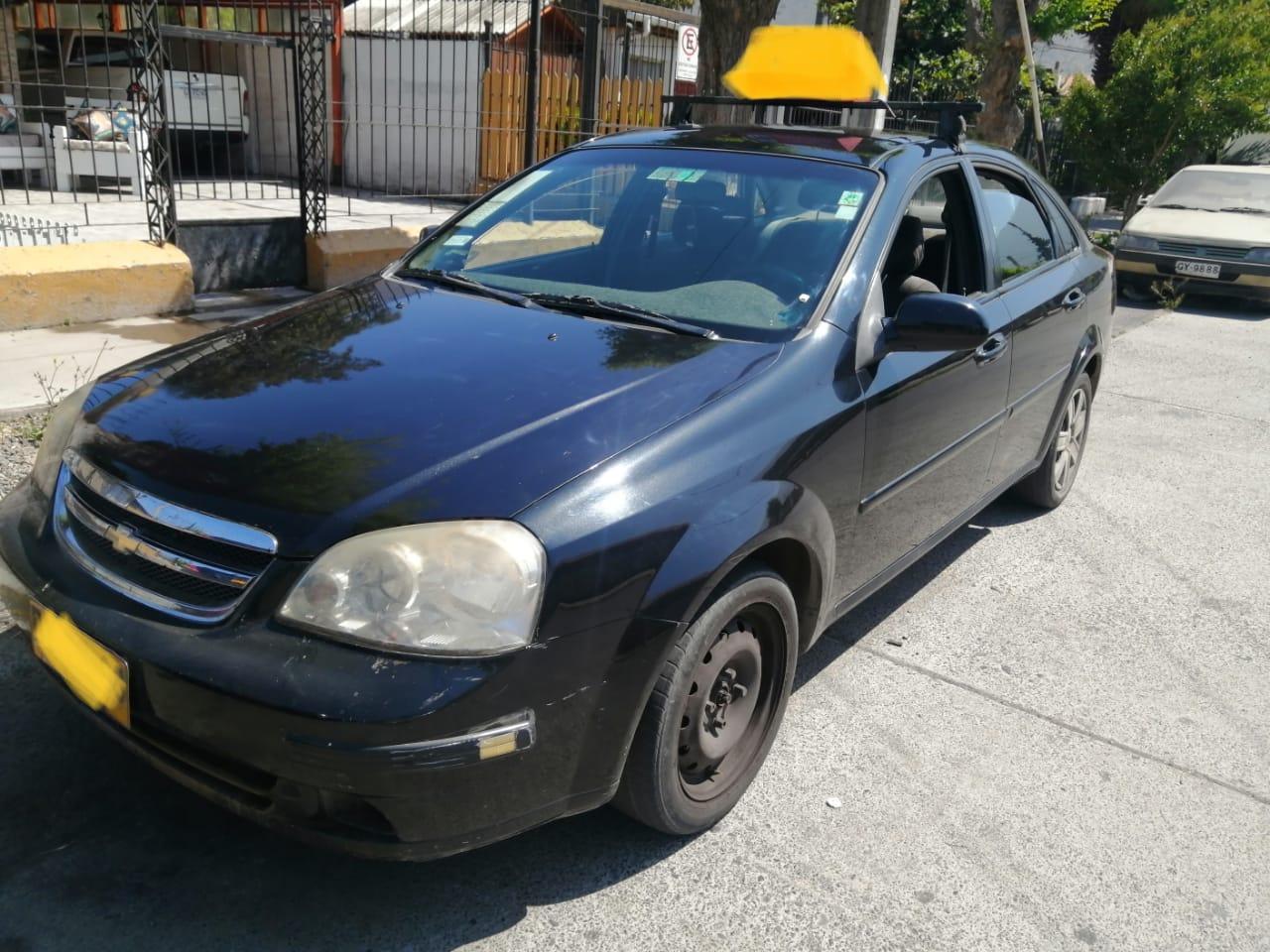 Chevrolet Optra 1.6 año 2013