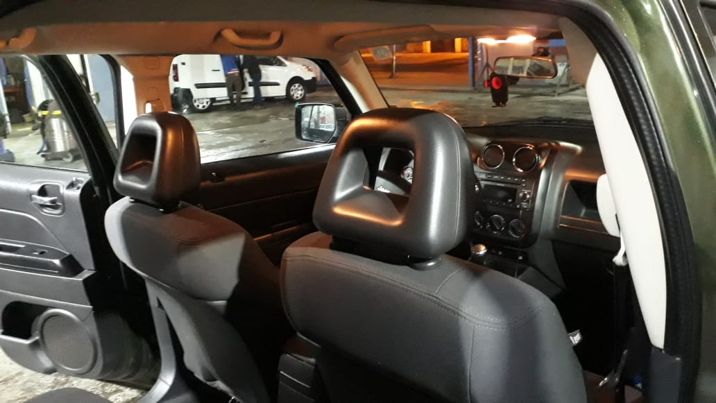 Jeep Patriot 2.4 full año 2009