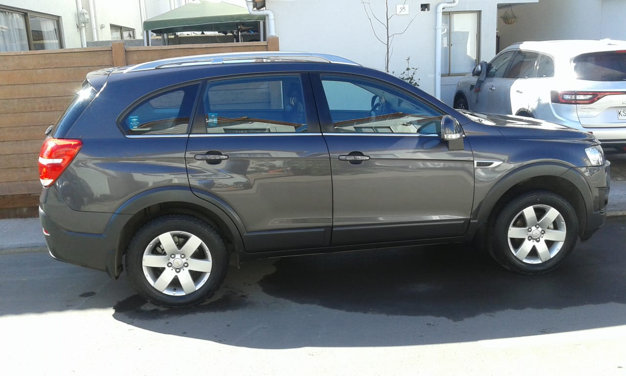 Chevrolet Captiva 2.4 LT año 2014