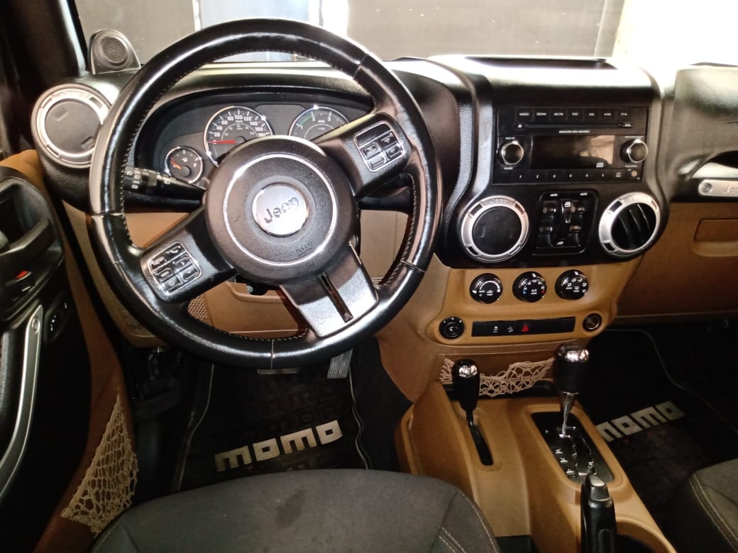 Vehiculos Jeep 2013 Wrangler