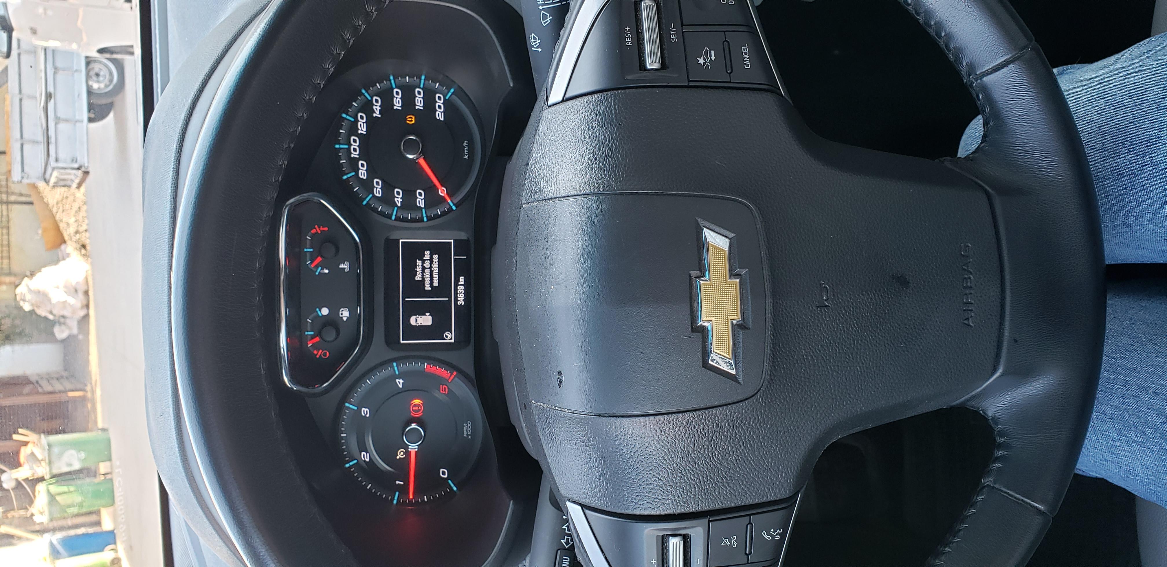 Chevrolet Colorado LTZ MT 2.8TD 4W año 2019