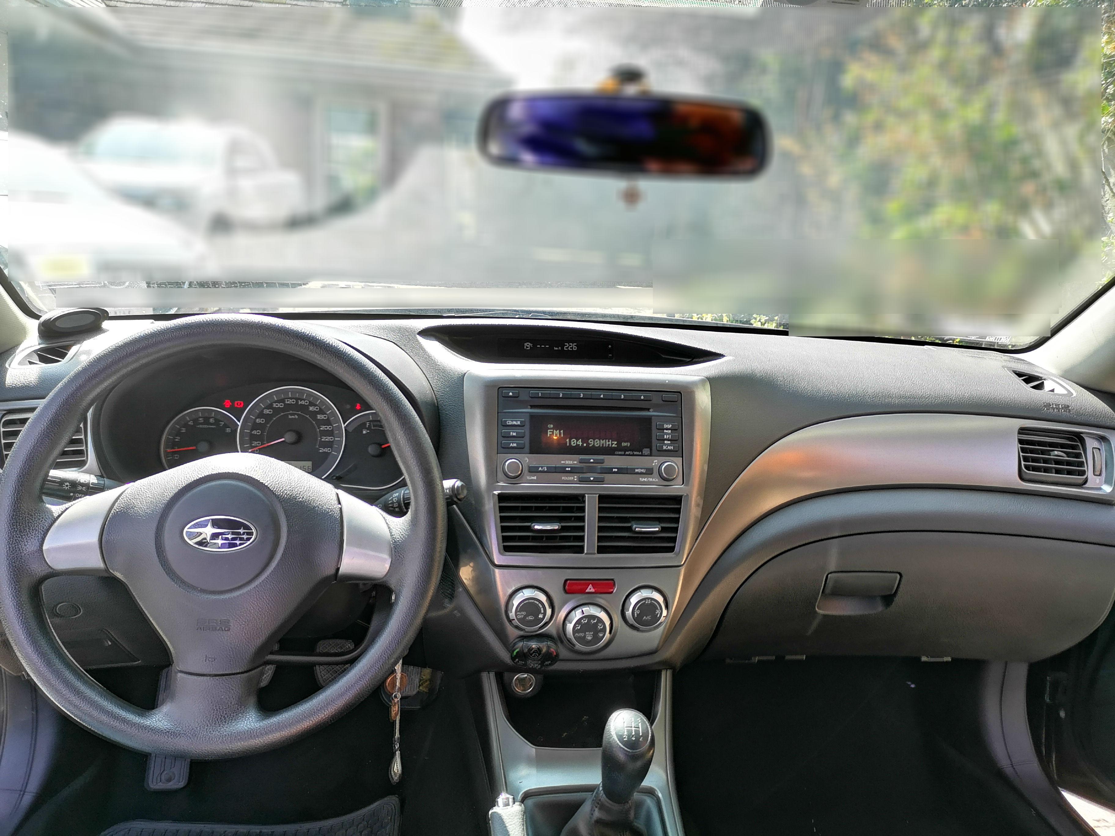 Subaru Impreza 2.0R AWD XS Sport año 2011