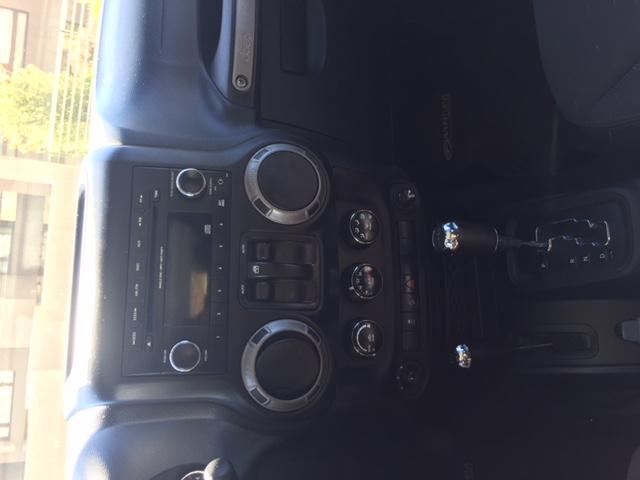 Jeep Wrangler Sport Diesel año 2013